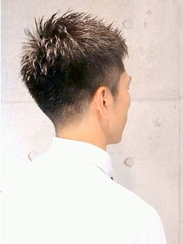 ヒート トウキョウ 目黒店(HEAT TOKYO)の写真/男性からも女性からも好かれる清潔感溢れるStyleへ。日々のスタイリング方法やON/OFFを考えた提案が嬉しい