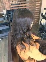 プロキシムヘアワークス(proxim hair works)ゆるフワロング