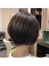 ソラ ヘアデザイン 別府店(Sora Hair Design)羨む大人ショートボブ