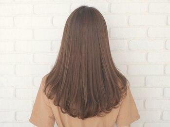 エルサフィロ ヒゴバシ(el zafiro)の写真/【肥後橋駅徒歩5分】話題の《Aujua/ミネコラ/TOKIO》など豊富★ご褒美ケアで自分史上最強のうるツヤ髪へ!