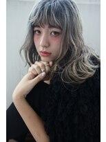 フェス カットアンドカラーズ(FESS cut&colors)スノーアッシュ【福岡美容室FESS】