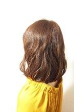 髪質改善ヘアエステサロン ルアナ(Luana)ルーズパーマスタイル