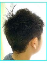 【学割U24】【男の子】7歳~12歳限定キッズ子供・小学生カット
