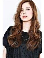 たさわ堂Amoドーリーウェーブ◆艶髪◆透け感カラー◆カッコ可愛いを演出