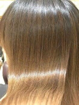ラ ソール ヘア(La sol HAIR)の写真/髪の悩みを解決できるサロンLa・sol☆カラーやパーマで傷んだ髪を本来の姿に蘇らせるケアソムリエにお任せ!