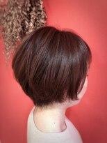 ライフヘアデザイン(Life hair design)ふんわりボブショート