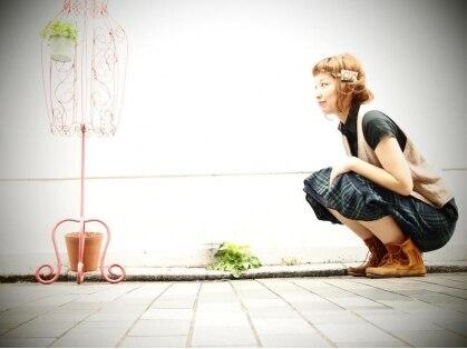ヘアアンドメイク グラ(HAIR&MAKE gra)の写真