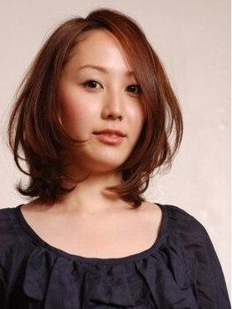 ヘアー サプリ(hair supple)の写真/【鎌取駅徒歩3分】ダメージを最小限に抑えた30代からの上質ケアカラーで艶感を。資生堂-プリミエンス-