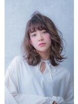 オーブ ヘアー ニア 御茶ノ水店(AUBE HAIR nia)【AUBE HAIR】こなれ感__ルーズパーマ