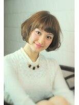 イーチ ディー ヘアーアンドトータルビューティー(each dee hair&total beauty)マッシュボブ【each dee津田沼】