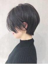 シンヤヘアーズ(SHINYA HAIRS)タイトショート