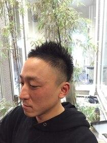 ガーデン ヘアー ワーク(garden hair work)gardenスナイパー☆ショート