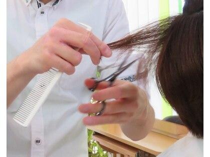 ヘアースペーストワ(Hair Space 108)の写真
