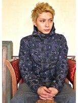 黒髪のハイトーン王道ツーブロック☆R.rover[0222115078]画像
