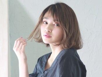 ヘアー フレイス メイク(Hair Frais Make)の写真/【カット+高濃度ナノスチームTr¥3980】骨格,雰囲気,洋服,持ち物に合わせてご提案!似合う髪型見つけます☆