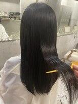 【roijir 表参道】髪質改善トリートメント×ローレイヤー