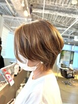 フレア ヘア サロン(FLEAR hair salon)大人女子のかわいいショートカット