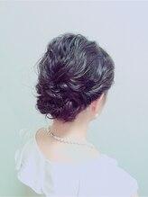 ジェム デザイン ヘアサロン(gem Design Hair Salon)パーティアレンジ