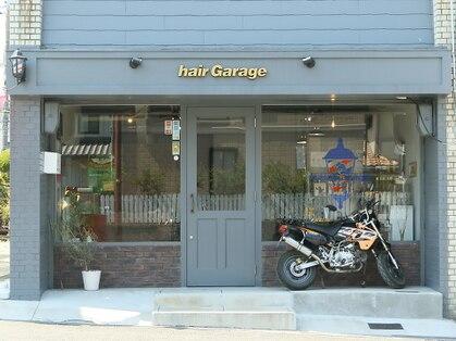ヘアーガレージ(hair Garage)の写真