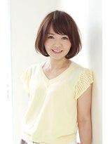 ヘアメイク シュシュ(Hair make chou chou)【HAPPINESS】*大人小顔ボブ*【木戸竜麻】