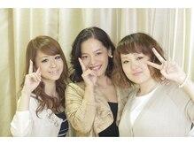 ヘアーメイクアップ クミ(Hair Makeup Kumi.)の雰囲気(明るいスタッフばかりです♪)