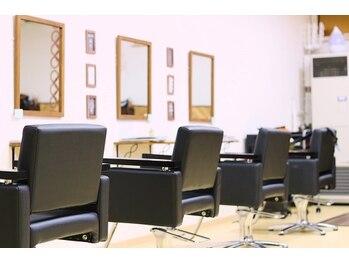 オーガニックヘアカラー専門店 アトリエオリーブ(atalier Olive)の写真/[オーガニックカラー部分¥1080/根本¥2160/全体¥2700]白髪もすばやくキレイに染まる♪