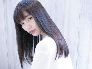 タイム(Time)の写真/あなたの髪の健康とヘアデザインは《Time》にお任せ!!当店自慢の厳選トリートメントでより充実した生活を。