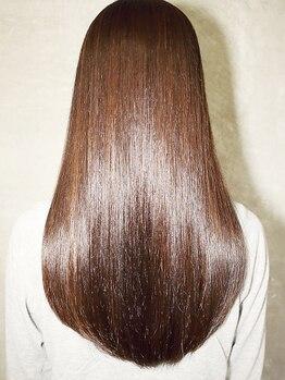 フィットンチッドの写真/クセ毛にお悩みの方にオススメ!こだわりの薬剤で柔らかさを残し、アナタ史上最高の美髪へ…♪