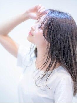 ヘアリライアンスウナ(hair reliance Una)の写真/【札幌/大通駅】髪のクセも活かす。個性を惹き出すカット技術。長さを変えなくても印象が変わる高技術。