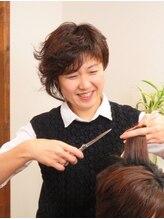 ヘア アリス ワールド 泉店(HAIR ALICE WORLD)石田 智恵子