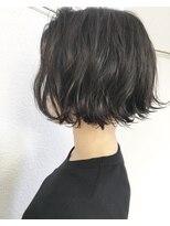 ◆miel◆エフォートレスな大人かわいい黒髪タンバルモリ