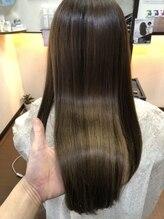 ヘアーメイク クーラ(Hair make CURA)艶髪チャージJouer