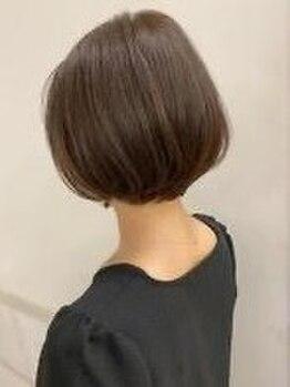 ティアム(TIAM)の写真/オシャレ大人女性必見☆染めるたびに色味を楽しめる◎白髪をしっかりカバーしながら希望の色味を実現♪