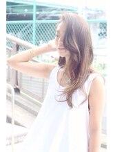 アンク クロス 池袋東口店【ANKH CROSS 池袋東口店】☆愛されふんわりセミロング☆