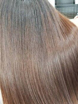 エンスー(ENTHU)の写真/【髪質改善・髪を綺麗にすることに特化したサロン】徹底的に髪質改善にこだわる貴方のための贅沢サロン♪