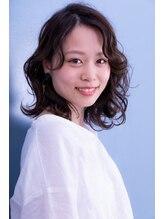 アンプヘアー 桂店(unpeu hair)【迷ったらこの長さ☆】鎖骨ロブ