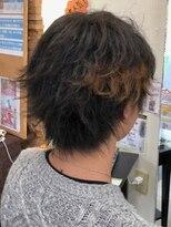 ウエニアフェクト(UE2 AFECTO)外ハネ モテ髪