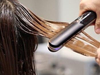 ヘアー アンド ケア コットン(Hair&care cotton)の写真/SNSで話題の髪質改善トリートメント導入!