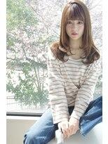 人気スタイル☆毛先1カールスタイル