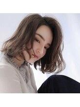 オーブヘアアート(Orb Hair Art)【Orb hair art烏丸五条】 ボブ