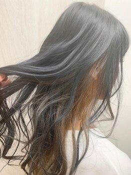 ヘアーサロン ダイス(HAIR SALON DICE)の写真/カラーチェンジするならココ!!あなたの好みとライフスタイルに合わせた提案で、いつもよりもっと可愛く♪