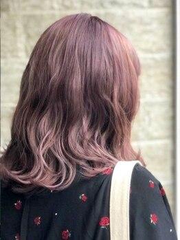 ソラヘアー(SORA hair)の写真/抜群のセンスと卓越した技術で創り出される幻想的なヘアカラー。感動の仕上がりを是非体感して―☆