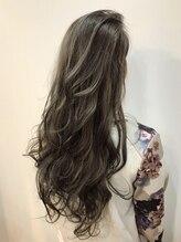 トリコヘアデザイン(torico hair design)torico 渡邊 外国人風カラー
