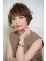 モッズ ヘア 海浜幕張店(mod's hair)フレッシュショートボブ