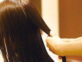 """ヘアー コパイン(HAIR COPAIN)の写真/【熊本初◇美髪エステ】""""綺麗にすること""""を第一に。お客様に満足して頂くことを心がけている≪COPAIN≫"""