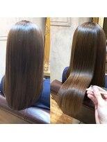 ローラン(ROULAND)【ROULAND石川】酸熱トリートメントによる美髪改善