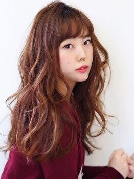 インパクト ヘアー(IMPACT hair)の写真/【東広島/西条】頭の形や顔型からベストスタイルをご提案☆柔らかい髪質を叶えながら美髪が手に入る◎