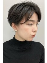 ヘアーアイスカルテット(HAIR ICI QUARTET)ショート × クール × キュート