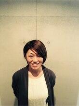 アグ ヘアー オペラ 渋谷店(Agu hair opera by alice)井出 眞木子