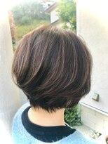 ヘアアンドメイク デコ(Hair&Make Deco)フェミニンショート